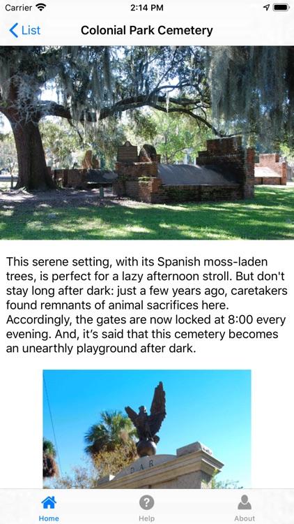 Ghosts of Savannah