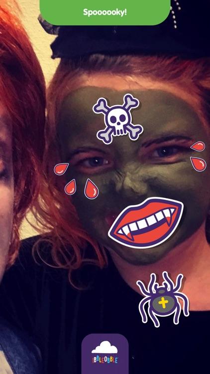 Ibbleobble Halloween Stickers screenshot-6