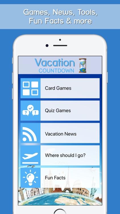 Vacation Countdown App screenshot-4