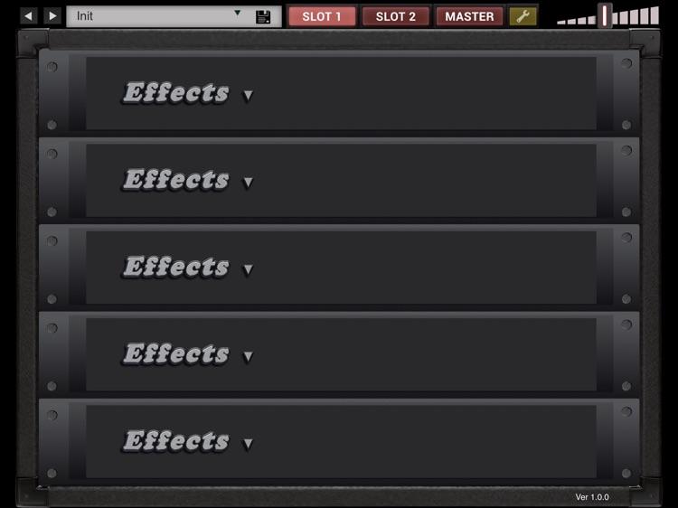 iFX Rack screenshot-4