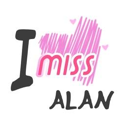 I Miss Stickers
