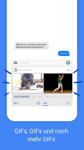 Herunterladen Gboard – die Google-Tastatur für Pc