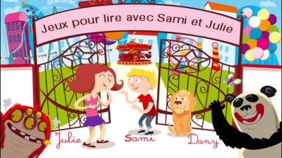 Lire avec Sami et Julie screenshot 1