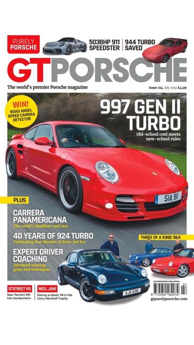 GT Porsche screenshot 1