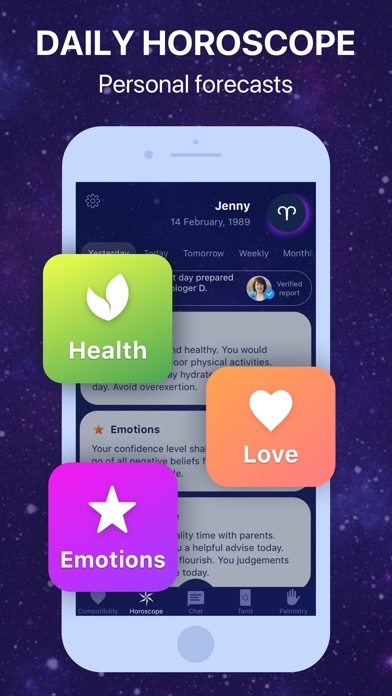 Lifechart™ - #1 Astrology App