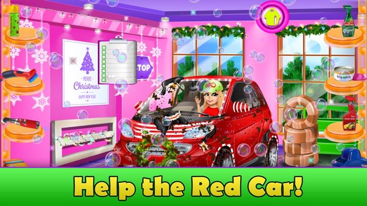 Car Wash Makeover screenshot-4