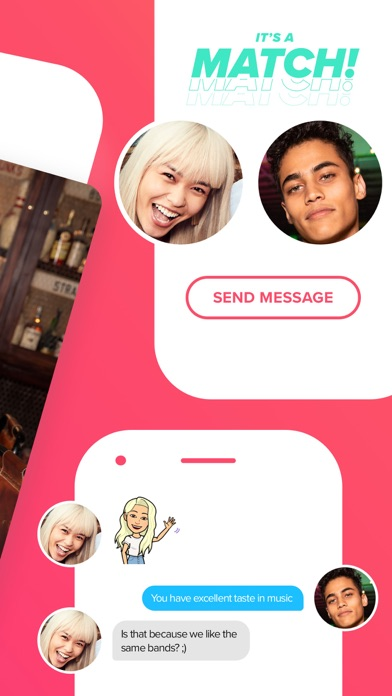 Screenshot for Tinder in United States App Store