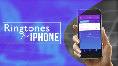 Ringtones for iPhone: Infinity Screenshot