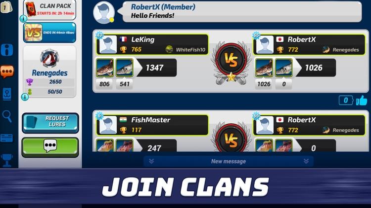 Fishing Clash screenshot-3