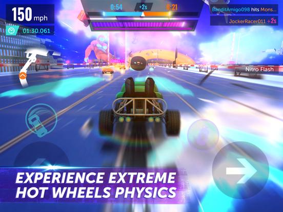 iPad Image of Hot Wheels Infinite Loop
