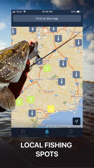 釣り予報のおすすめ画像3