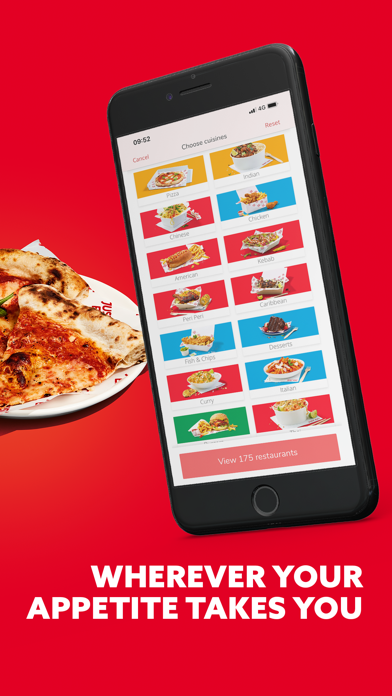 Just Eat - Food Delivery screenshot three