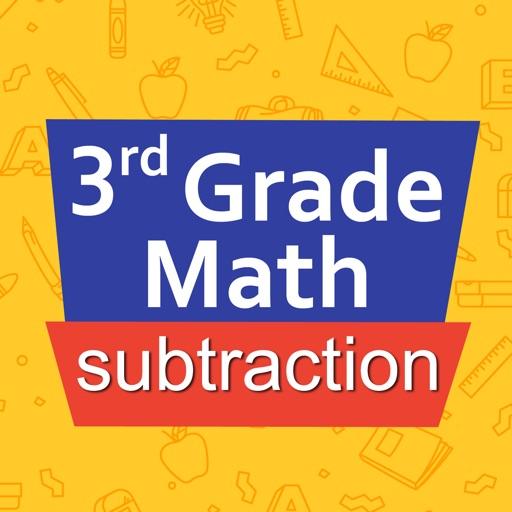Third grade Math - Subtraction