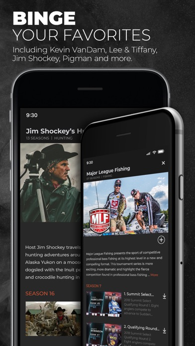 MyOutdoorTV: Hunt, Fish, Shoot Screenshot