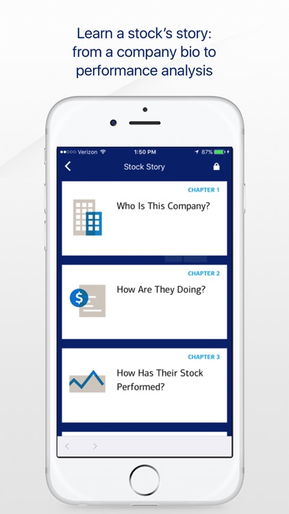 Merrill Edge for iPhone screenshot-3