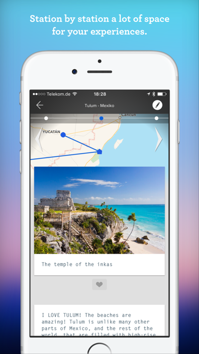 Tripmii - Travel Diary screenshot two