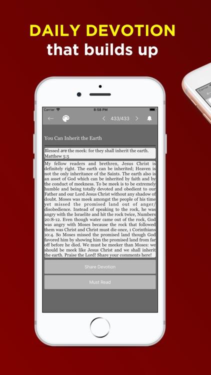 King James Bible -Offline Pro screenshot-4