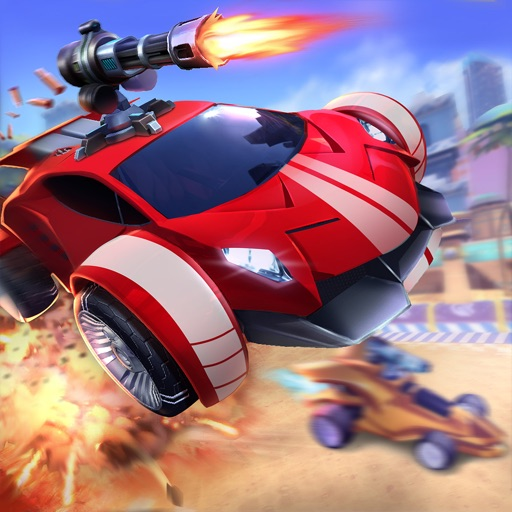 Overload: Car Shooting Racing