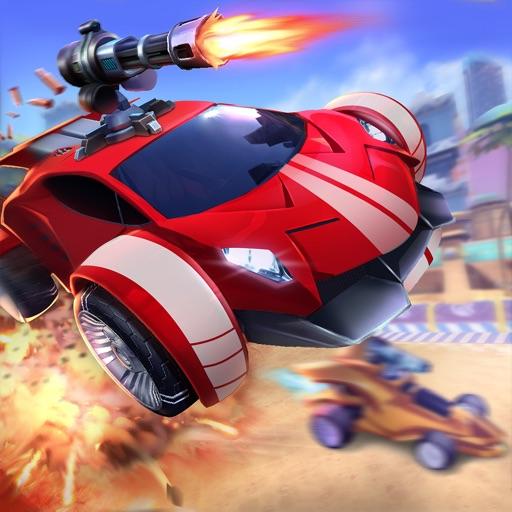 Overload: Car Shooting Racing icon