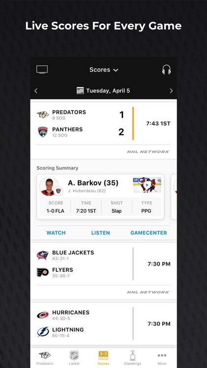 NHL screenshot-3