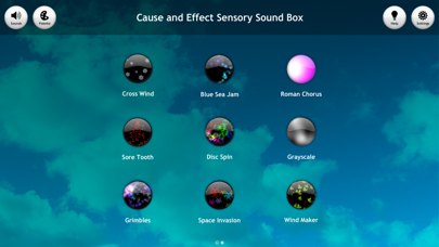 Sensory Sound Box iPhone