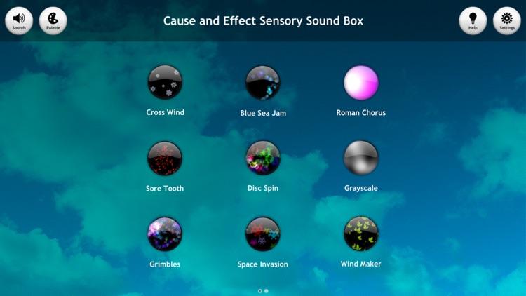 Sensory Sound Box screenshot-0