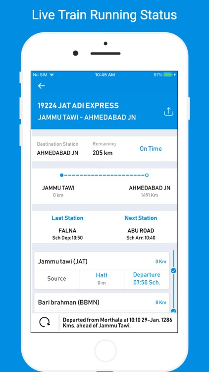 My Train Info - IRCTC & PNR screenshot-4