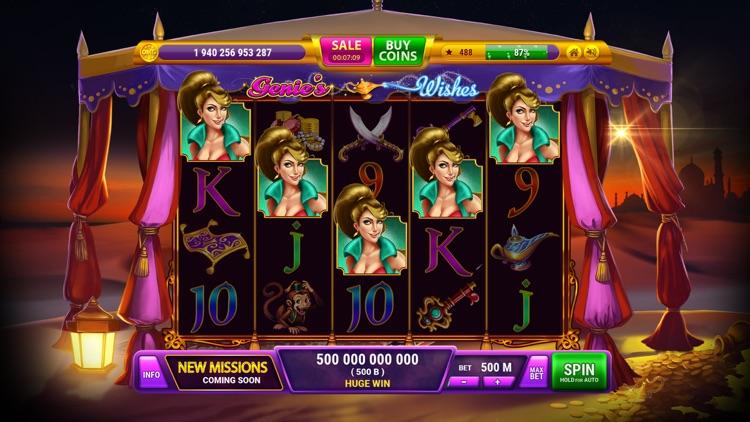 OMG! Fortune Slots Casino 2020 screenshot-0
