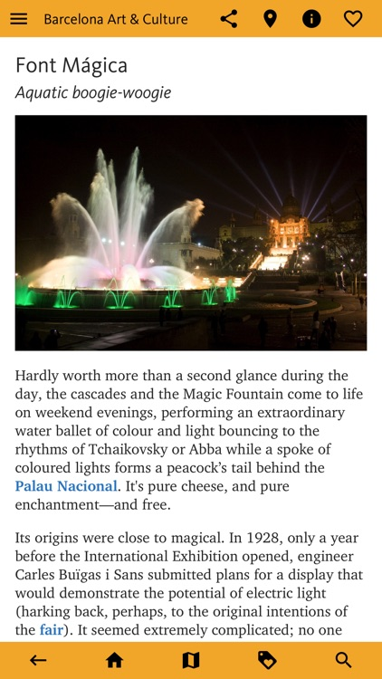 Barcelona Art & Culture screenshot-7