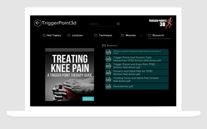 TriggerPoints3D скриншот программы 6