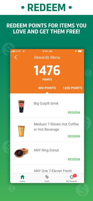7 Eleven Inc On The App Store