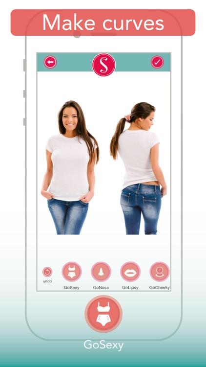 GoSexy - Face app & Body Edit