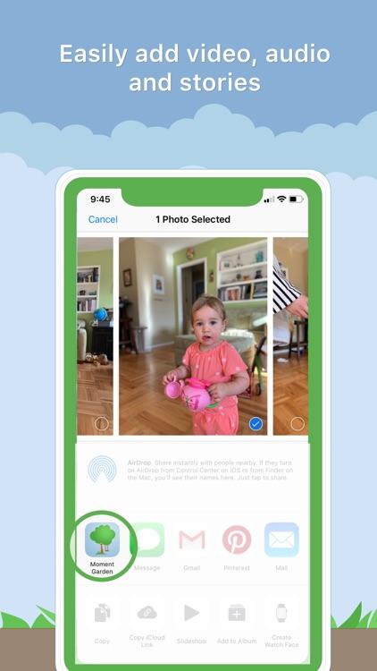 Moments: The Infant Tracker screenshot-4
