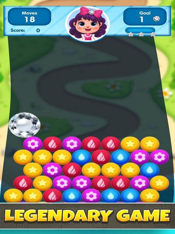 Balls Primitive: Bubble Pop screenshot 4