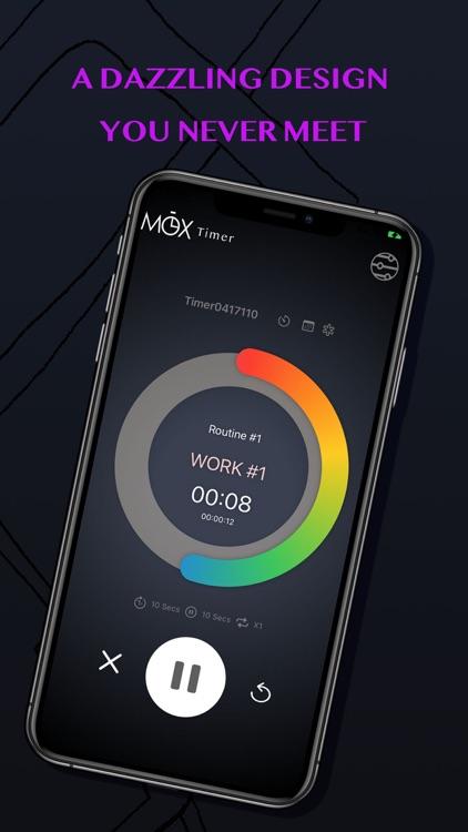 Mox Interval Timer screenshot-3