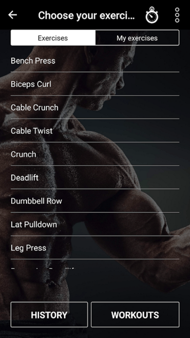 Dr. Muscle Screenshot