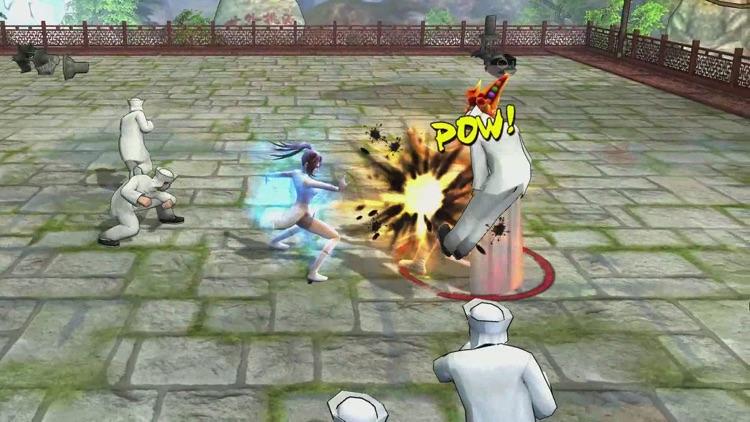 Super Kung Fu All-Star screenshot-3