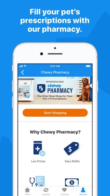 Chewy - Where Pet Lovers Shop screenshot-4