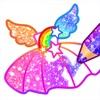 闪耀公主裙