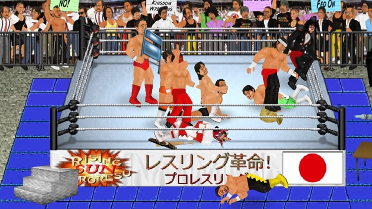 Wrestling Revolution Pro screenshot-4