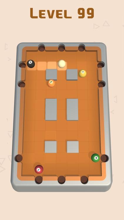 Flick Pool Star screenshot-5
