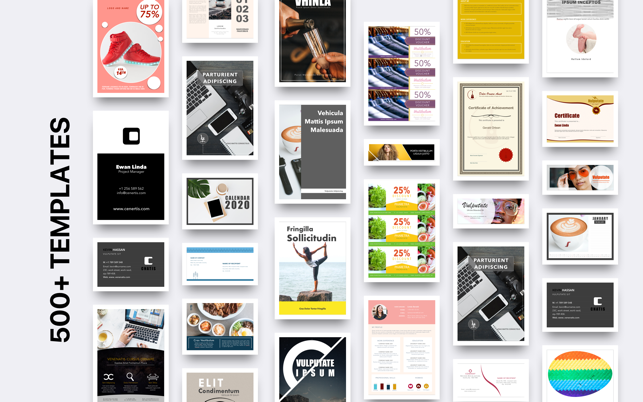 Template Kit for Pages