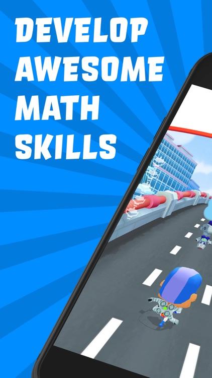 Kid Awesome: Fun Math Games screenshot-5