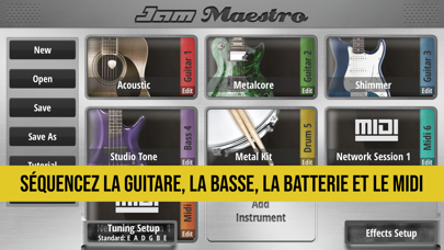 Screenshot #3 pour Jam Maestro
