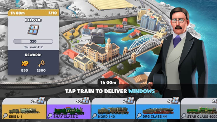 Train Station 2: Rail Strategy screenshot-4