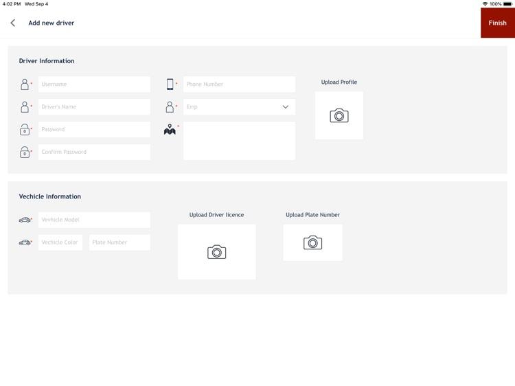 BK-Delivery Management screenshot-4
