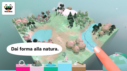 Screenshot of Toca Nature1