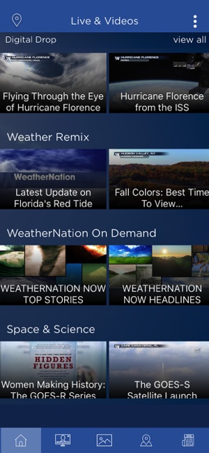 WeatherNation App on the App Store