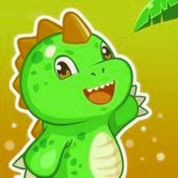 萌萌小笨龙 - Little Dragon Sticker