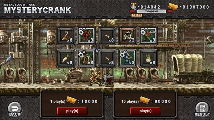 METAL SLUG ATTACK screenshot-7